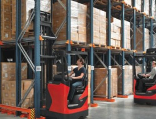 Reach Truck Training Courses