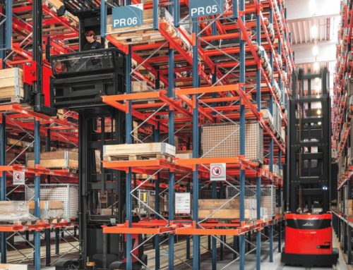 Man Up Order Picker & VNA Type Lift Truck Courses
