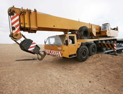Lorry Mounted Crane Training Courses