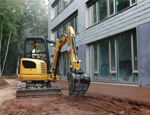 Mini Digger Training Courses