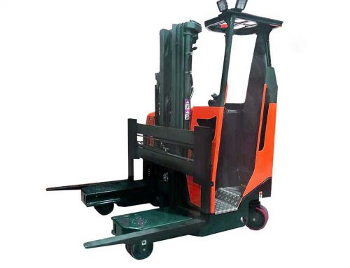 Multi Directional Forklift Training Courses